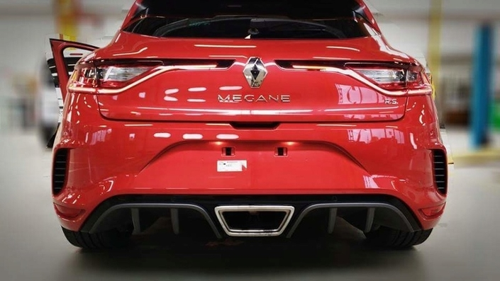 Mégane 4 RS